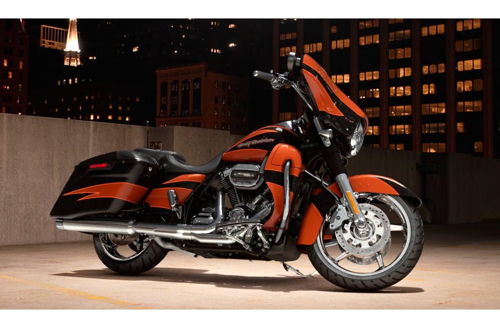 2017 Harley Davidson Flhxse Cvo Street Glide
