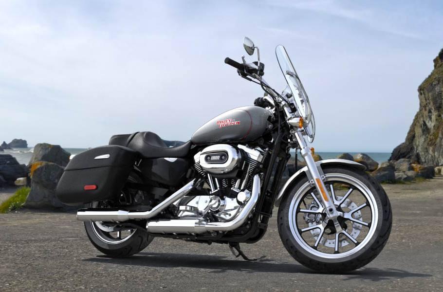 2017 Harley-Davidson® XL1200T SuperLow® 1200T - Color Option for ...