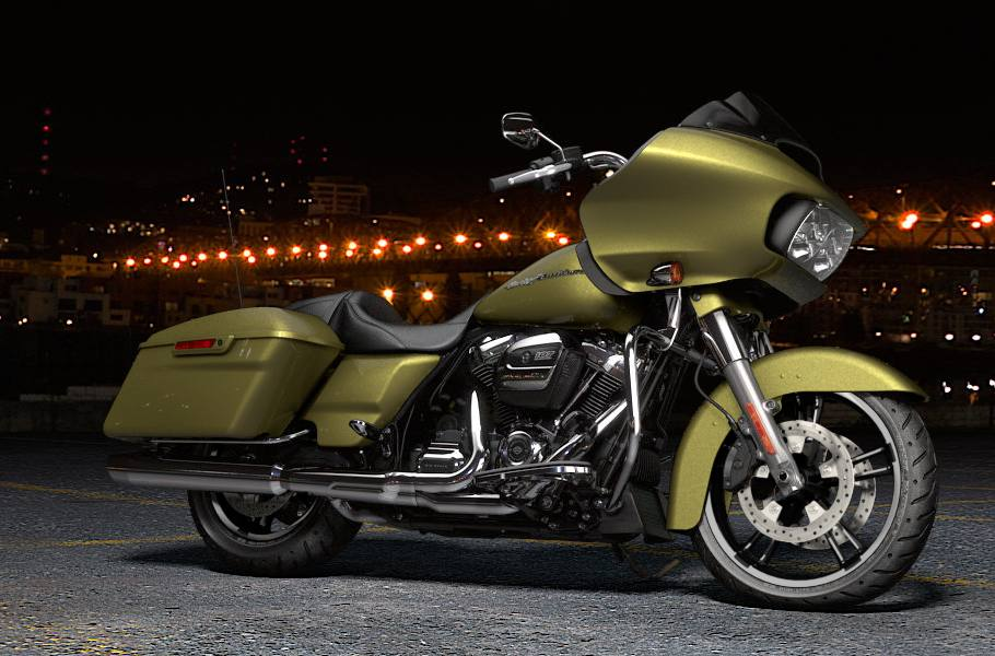 2017 Harley-Davidson® FLTRXS Road Glide® Special - Color Option on