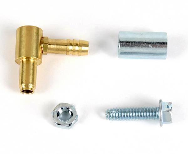 Yost Hi-Flow Carburetor Single Outlet Fuel Nipple 1050-0208