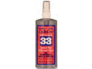 FORMULA 33 SPRAY & WIPE®