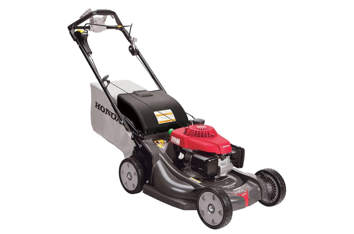 HRX Premium Residential Lawn Mowers