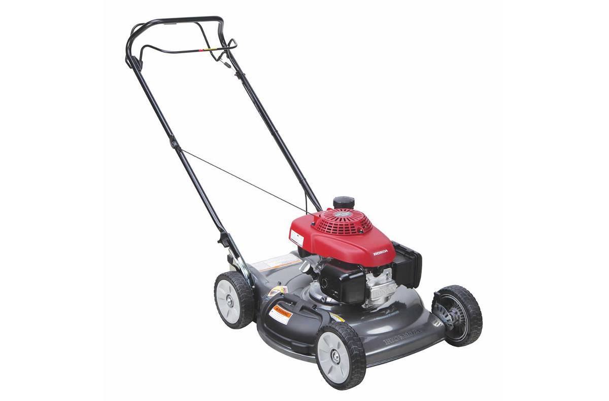 HRS Side Discharge Residential Lawn Mowers