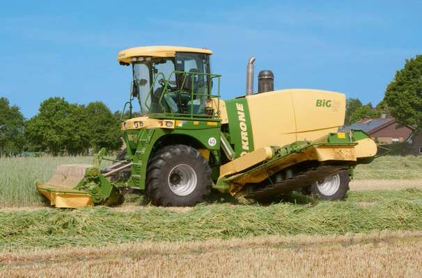 Big M Self-Propelled Mower Conditioner
