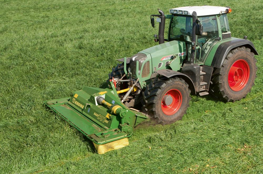 Front-Mounted Disc Mowers EasyCut