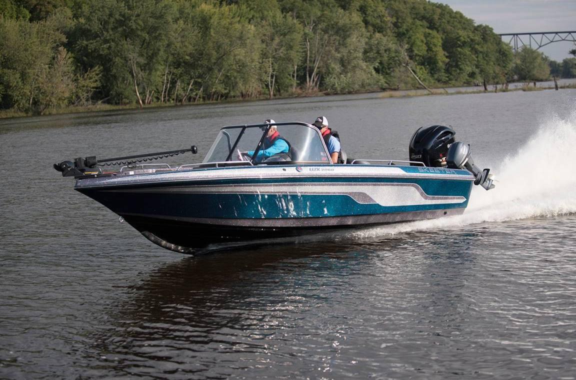 Skeeter Boats WX Series