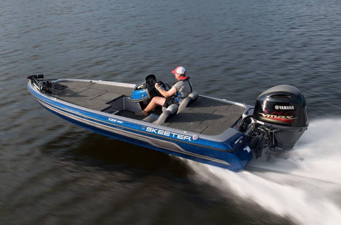 Skeeter Boats TZX Series