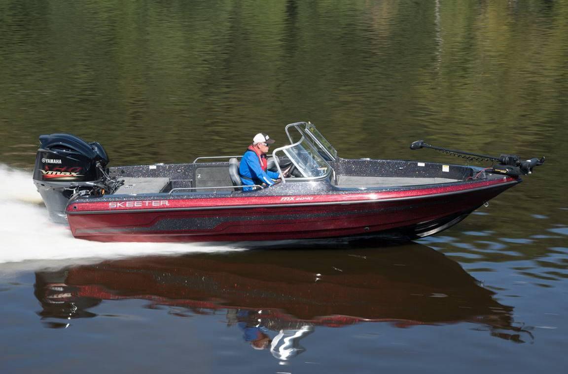 Skeeter Boats MX Series