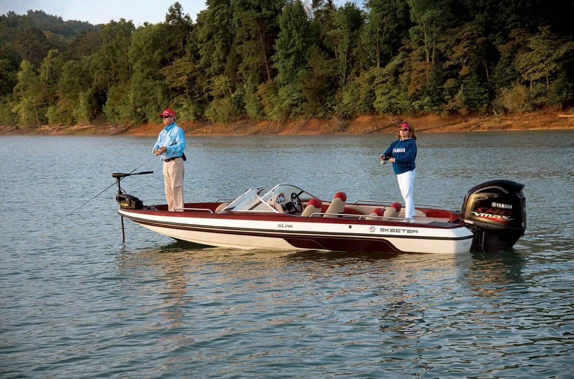 Skeeter Boats SL Series
