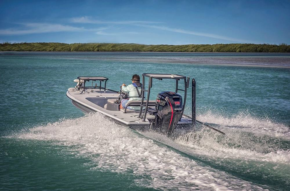 2017 Mercury Pro XS® 115 HP Command Thrust - 25 in  Shaft for sale