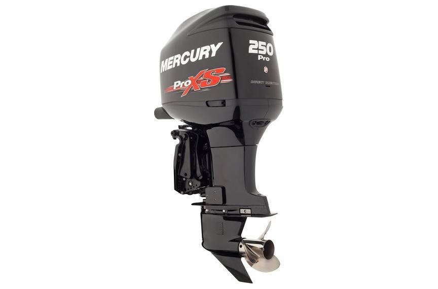 2017 Mercury Pro XS® 250 HP - 25 in  Shaft for sale in Port