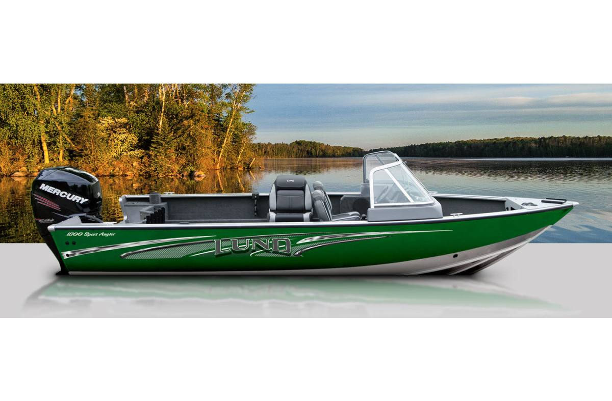 2017 Lund 1800 Sport Angler for sale in Traverse City, MI