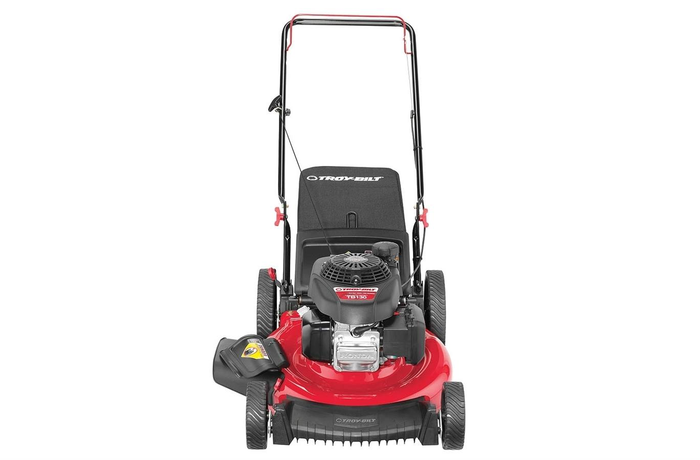 2017 Troy Bilt Tb130 High Wheel Walk Behind Push Mower For Sale In