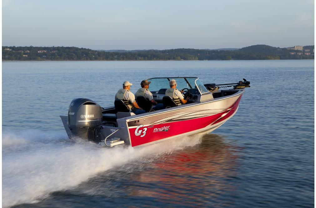 2017 G3 Angler V21 SF for sale in Miles City, MT  Riverside