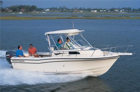 Grady White Seafarer 228