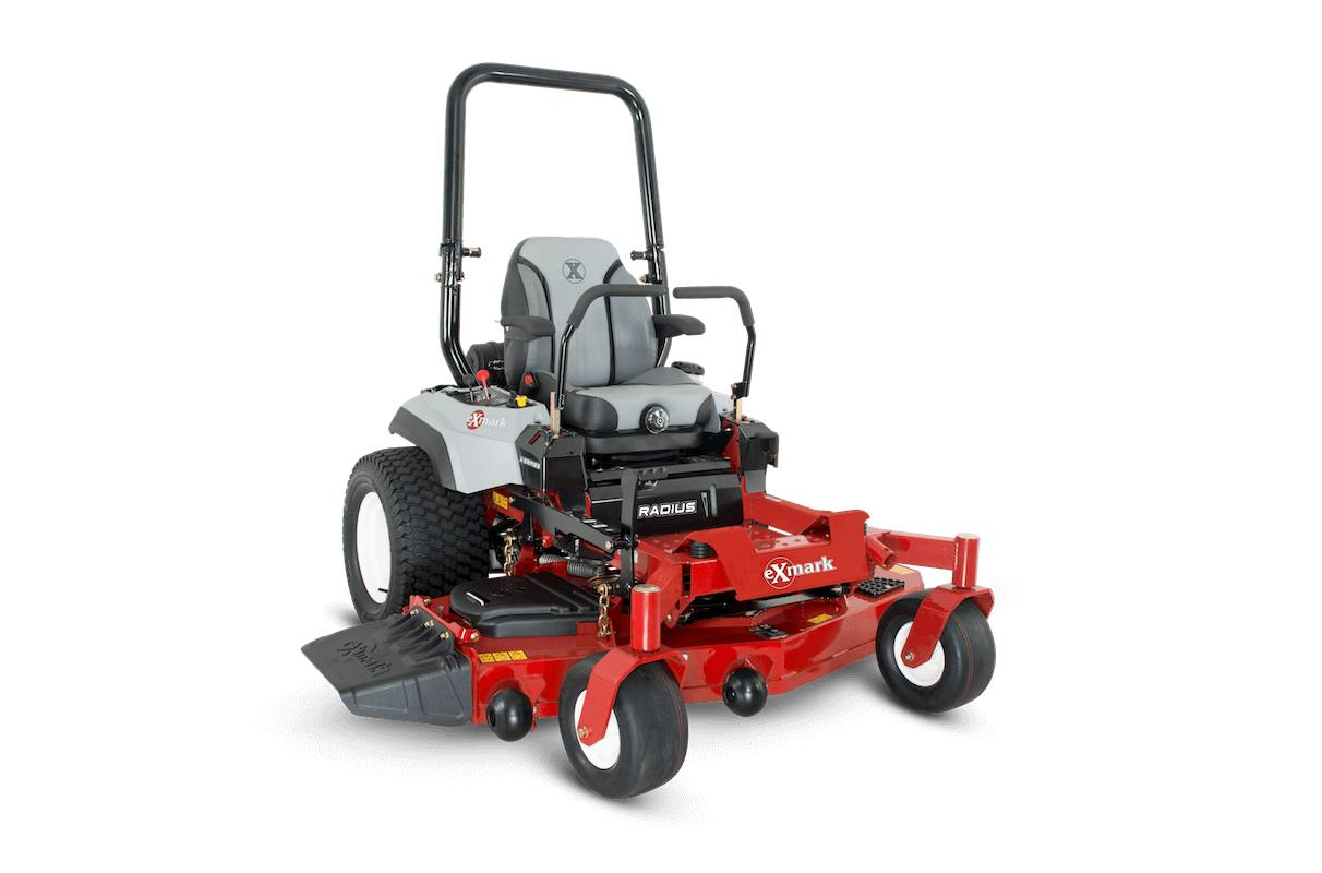 Radius Series Riding Mowers