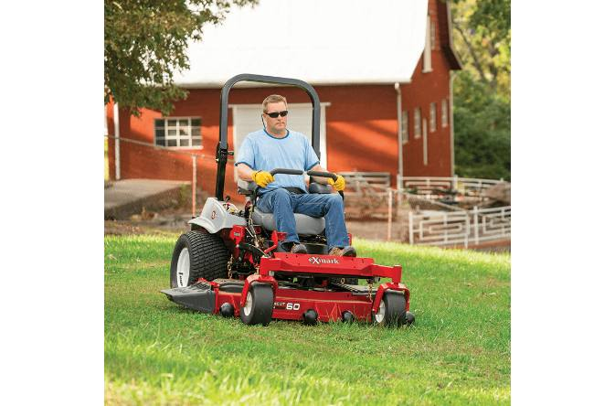 Lazer Z S-Series Riding Mowers