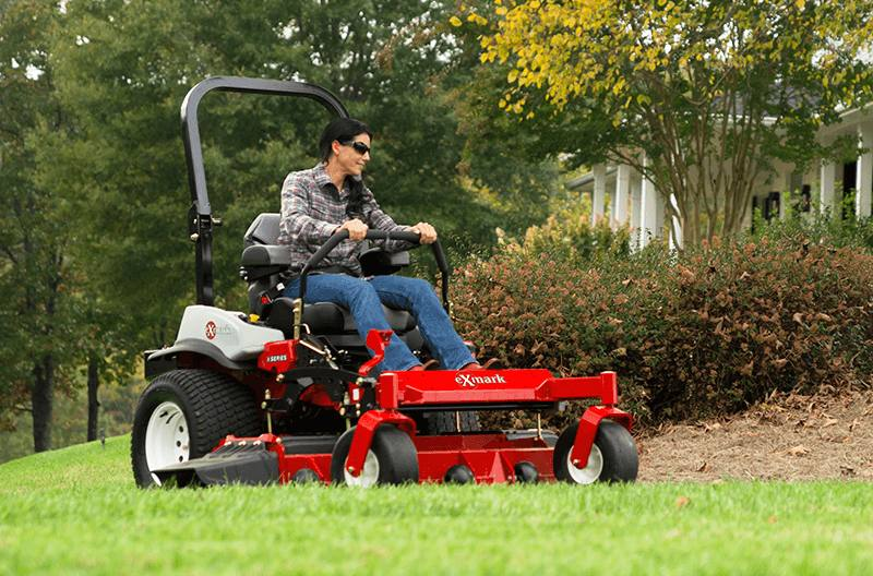 Lazer Z X-Series Riding Mowers