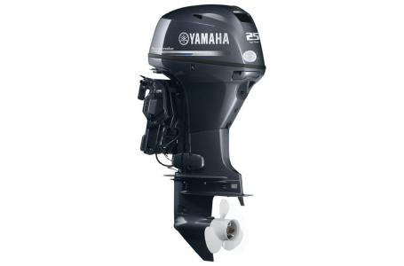 High Thrust Four Stroke Outboards