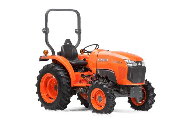 2017 Kubota L3301 Gear-Drive 4WD for sale in Howards Grove