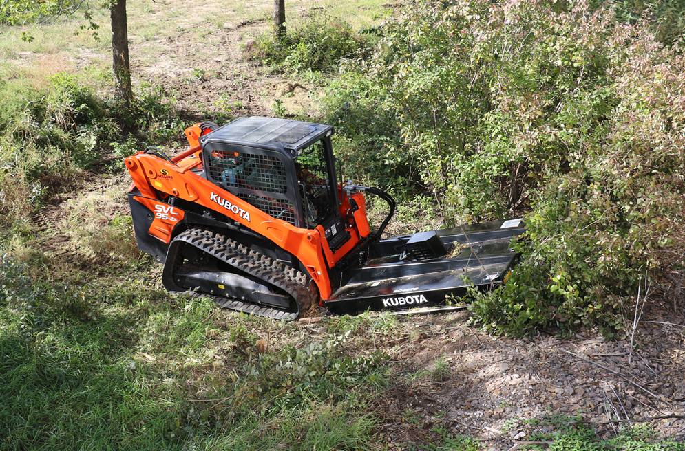 Kubota by Land Pride