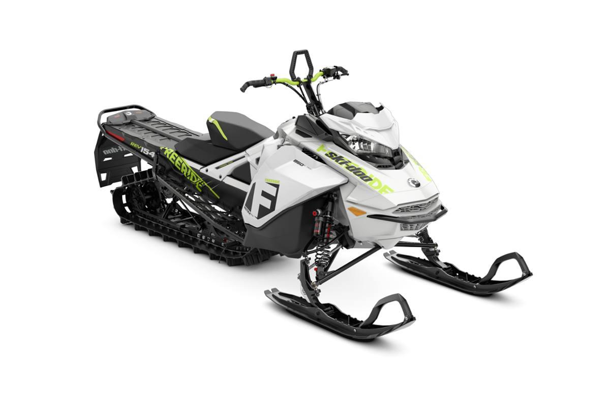 2018 Ski-Doo Freeride™ 154 850 E-TEC® SHOT