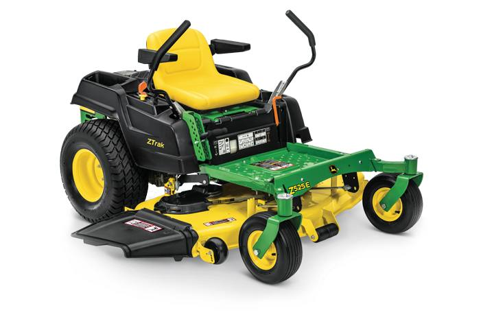 Zero-Turn Mowers and Protection Inventory from John Deere