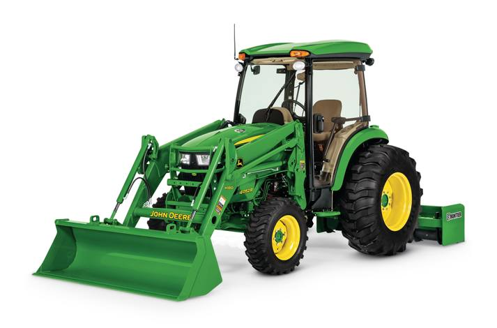 Compact Utility Tractor Loaders