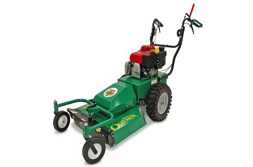High Weed & Brush Mowers