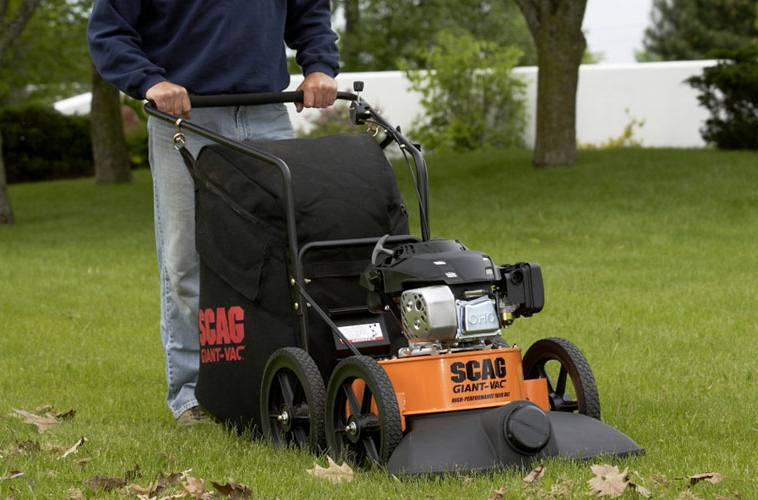 Lawn Vacuums