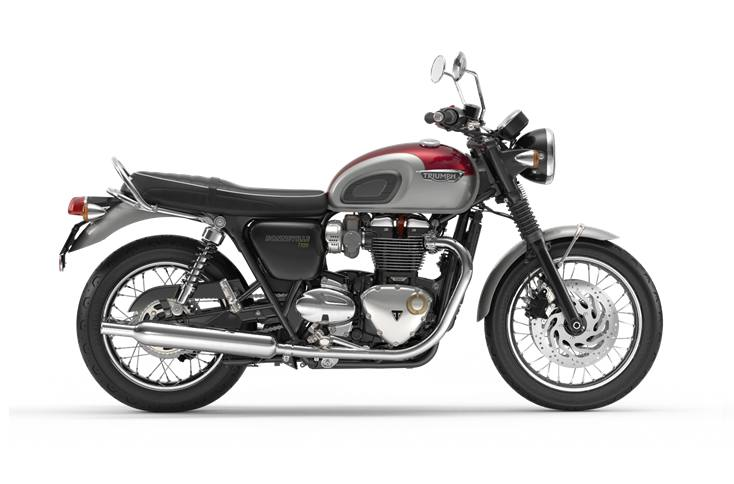 2018 Triumph Bonneville T120 750 Rebate Or Special Financing For