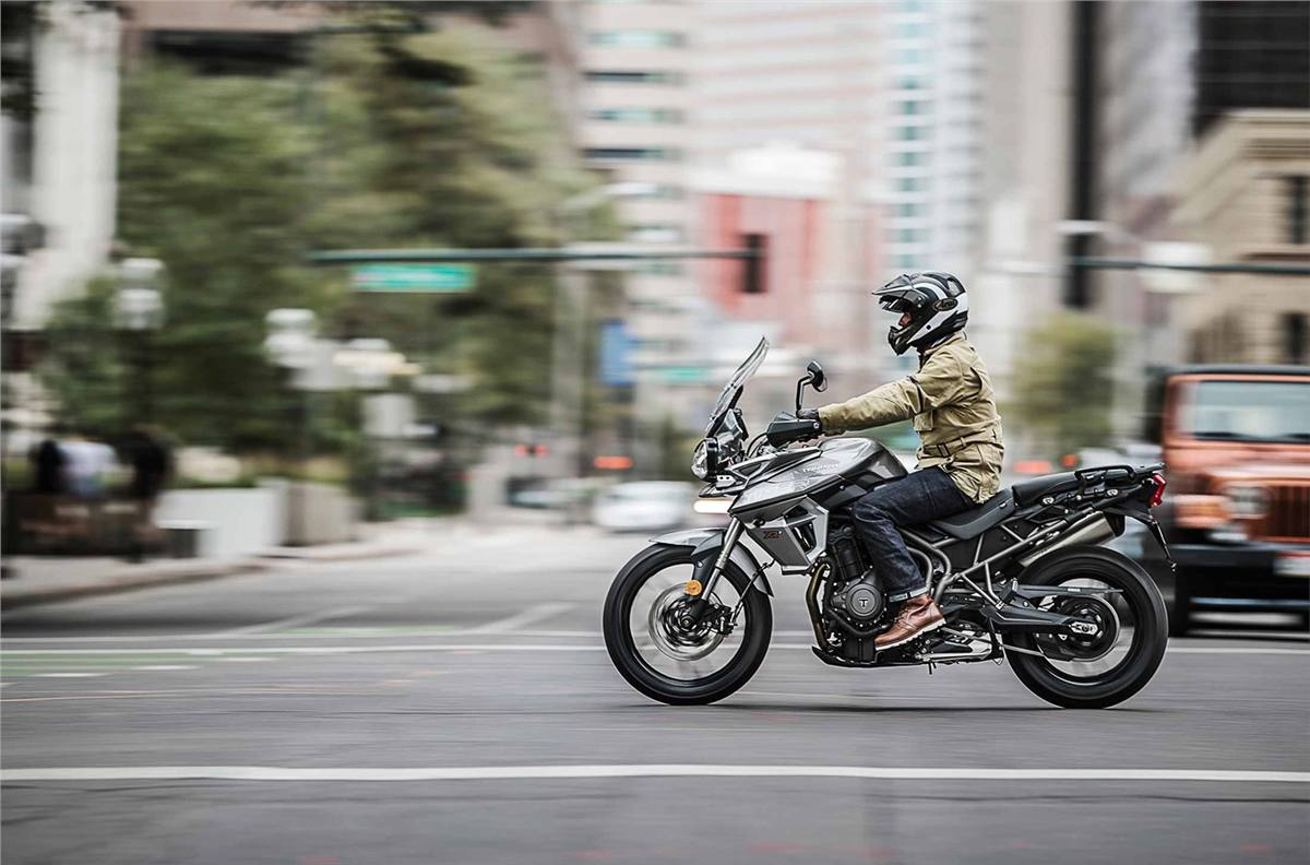 2018 Triumph Tiger 800 Xrt For Sale In Lakeville Mn Motoprimo