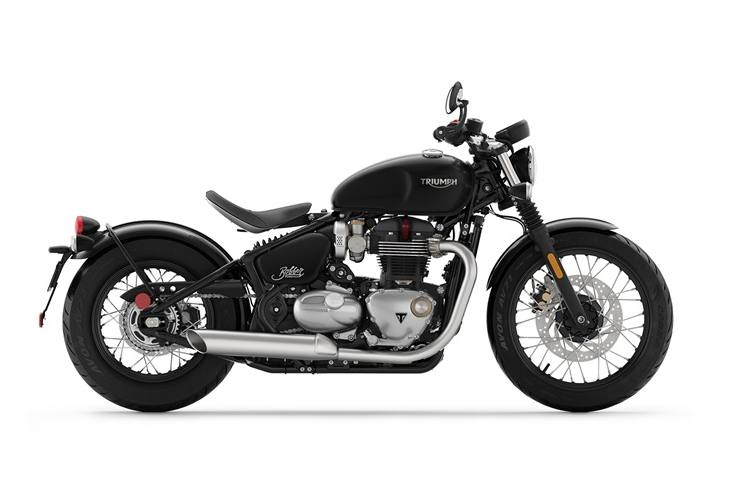 2018 Triumph Bonneville Bobber For Sale In Tallahassee Fl Florida