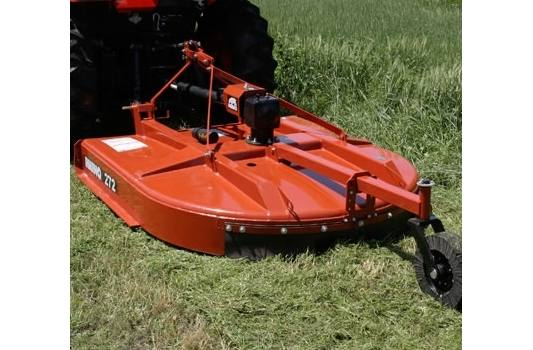 TS12 Stealth Agricultural Mowers Normangee Tractor & Impl