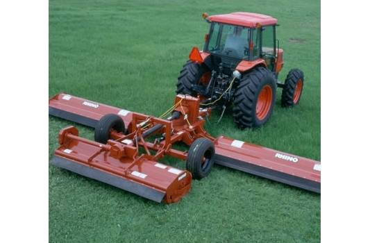 New Agricultural Mowers Normangee Tractor & Impl  Co