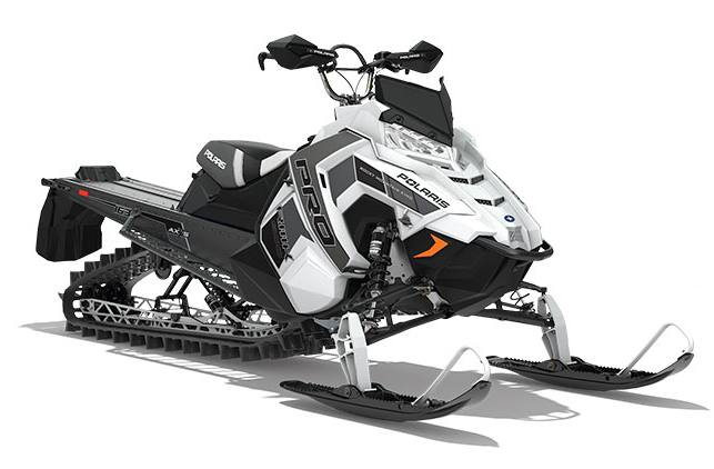2018 Polaris Industries 800 PRO-RMK® 163 3 in