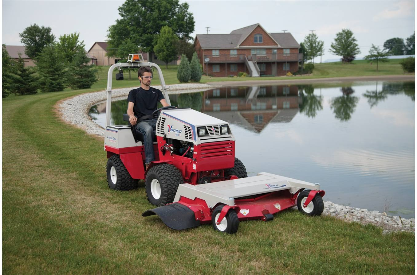 2017 Ventrac 4500Y for sale in Aurora, IN  Zimmer Tractor