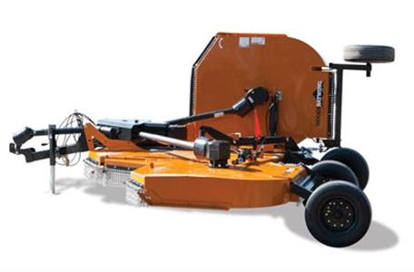 Agricultural Mowers from Woods Great Plains Kubota