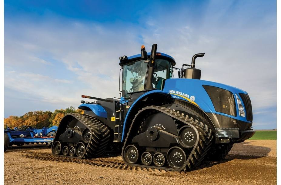 2017 New Holland Agriculture T9 Series 4WD – Tier 4B T9 700