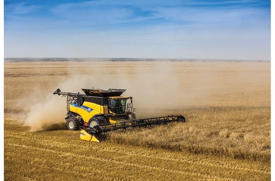2017 New Holland Agriculture Draper Heads 840CD Rigid Draper for