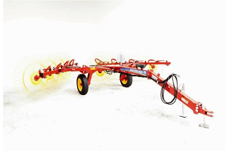 2017 New Holland Agriculture Procart™ Deluxe Carted Wheel