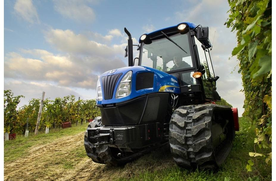 2017 New Holland Agriculture TK4000 Crawler TK4060 for sale