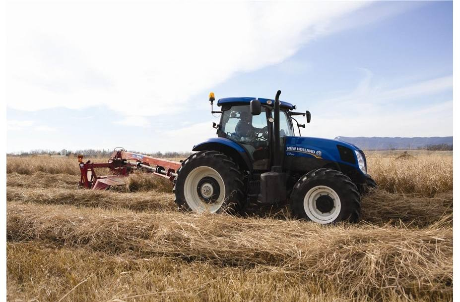 2017 New Holland Agriculture Discbine® Disc Mower