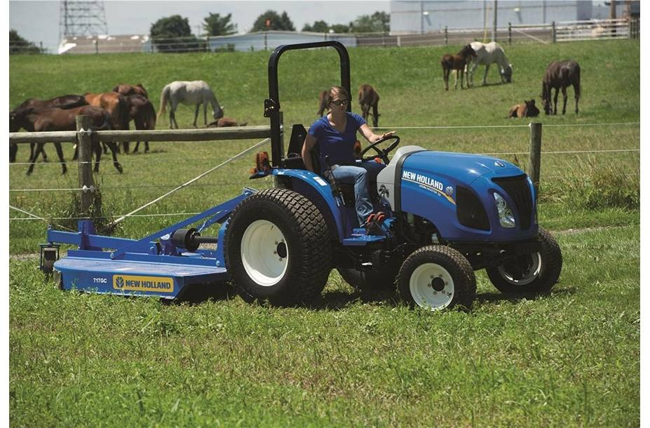 2017 New Holland Agriculture Workmaster™ 33/37 Compact T4B