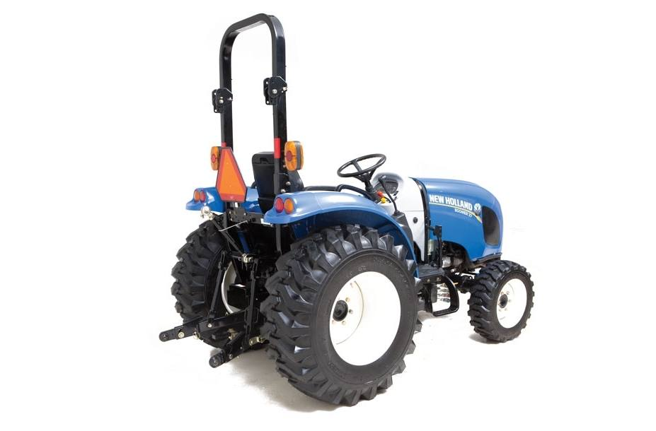 2017 New Holland Agriculture Boomer 33-47 HP Series Boomer