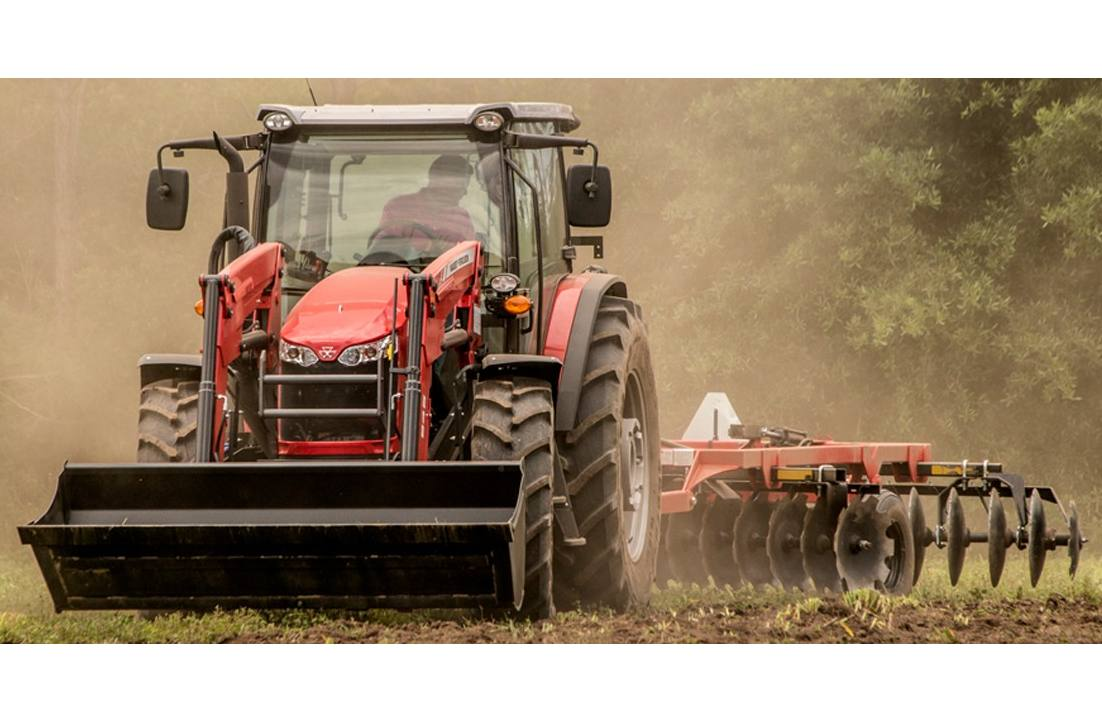 2017 Massey Ferguson 6713 for sale in South Londonderry, VT. Brown ...