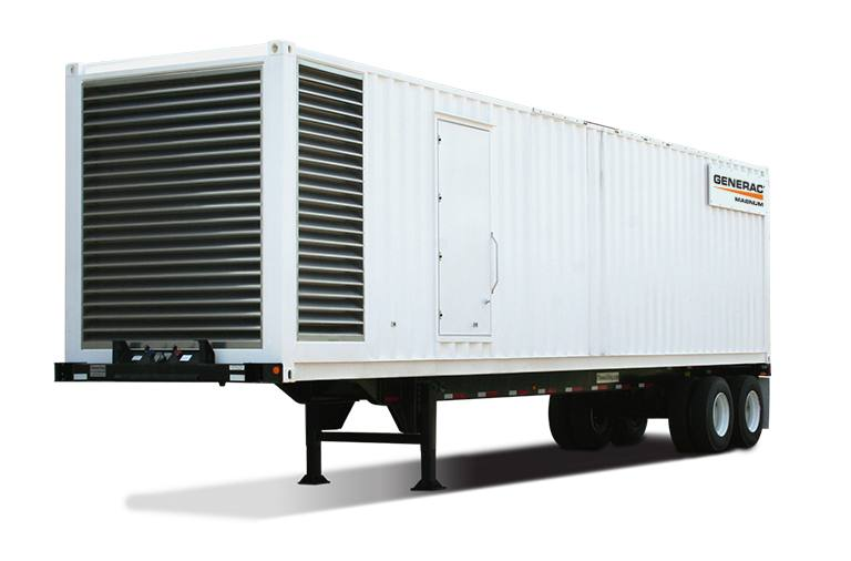 2017 Generac MCG600 Containerized Generator for sale in Taos