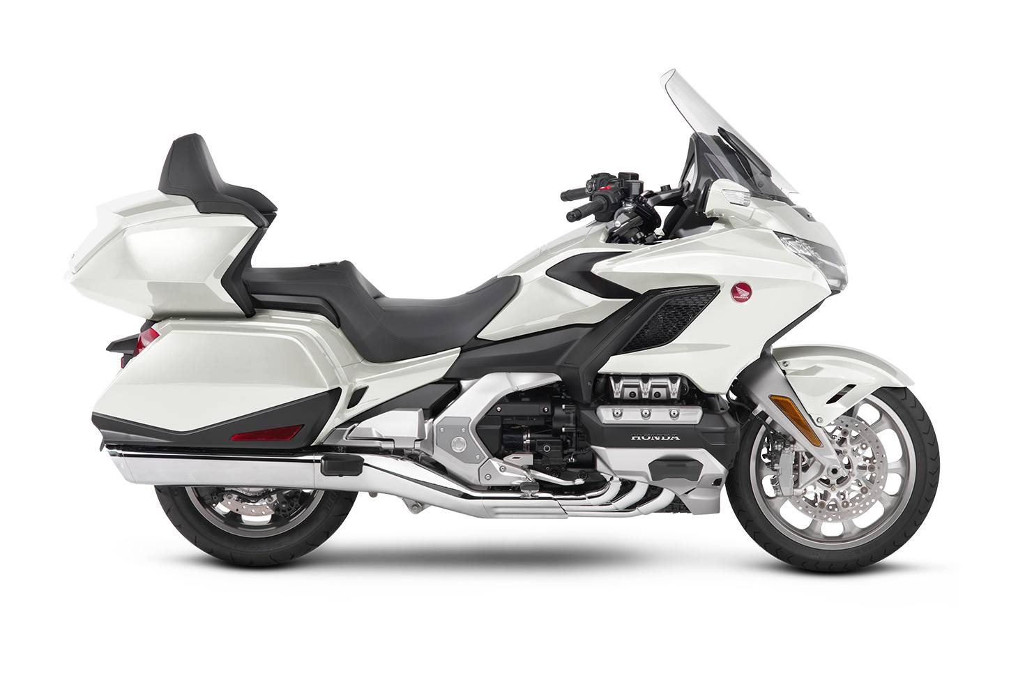 2018 Honda Gold Wing Tour Pearl White For Sale In Vancouver Wa Gl1800 Goldwing Seat Heat Wiring Diagram
