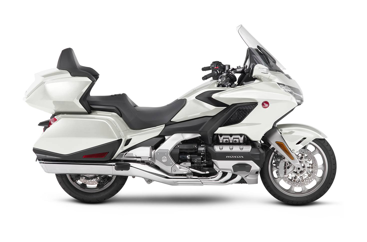 2018 honda gold wing tour dct - demo model