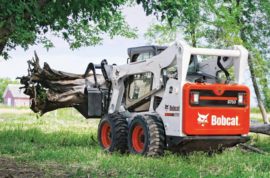 2017 Bobcat S750 for sale in Ocala, FL  Ocala Tractor LLC